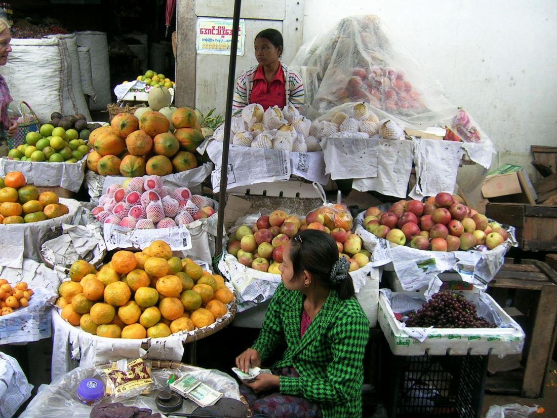 Northern Myanmar